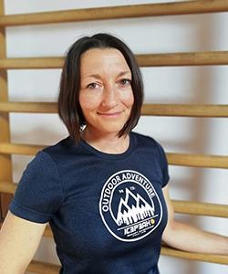 Übungsleiter Turnen Heidi Hofstetter