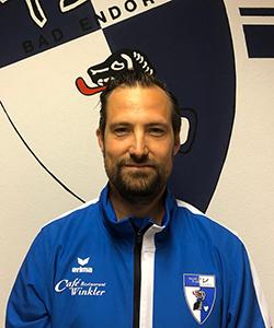 Fußball Trainer Philipp Kleinekathöfer
